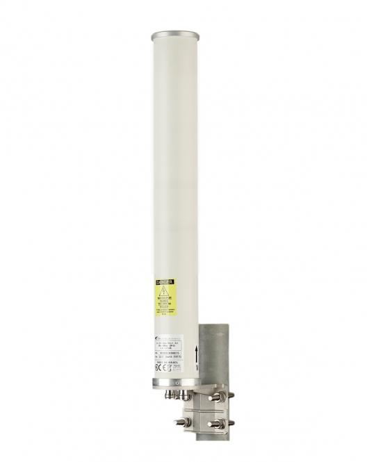 Antenne Omni bi-bande double polarité 2.4/5 GHz Mars MA-WO2455-DPDB8
