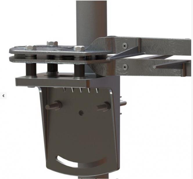 Fixation Poynting pour polarisation Horizontale BRKT-30