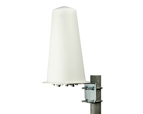 Antenne Omnidirectionnelle 2.3-2.7/4.9-6 GHz 3x4/7 dBi Mars MA-DBO-3MIMO