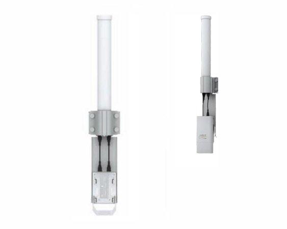 Antenne Omnidirectionnelle 5.4-5.8 GHz 10dBi double polarité Ubiquiti AirMax AMO-5G10