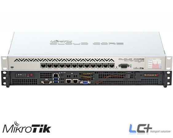 Solution HotSpot LC+ (2000 utilisateurs)