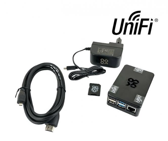 Contrôleur Ubiquiti UniFi Network sur Raspberry Pi 4