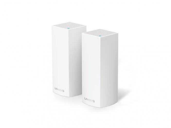 Système Wi-Fi Mesh Linksys Velop (pack de 2)