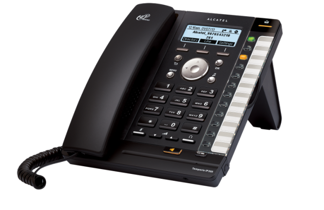 Téléphone SIP VoIP Alcatel Temporis IP300