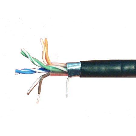 Câble Cat. 5e FTP extérieur (le carton de 300 mètres)