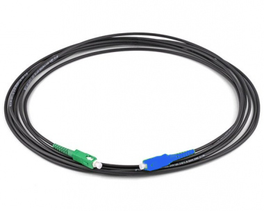 Cordon fibre monomode extérieur SC/APC SC/UPC simplex