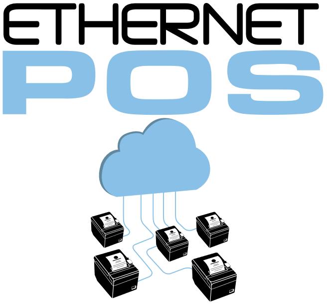 Interface Ethernet Virtuel pour imprimante à ticket