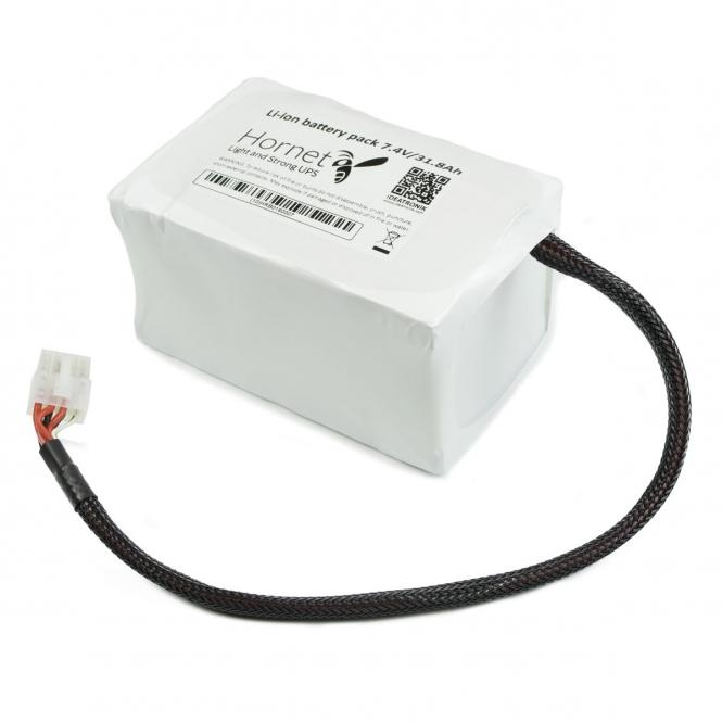 Batterie Li-Ion 236 WH pour Carte d'alimentation Hornet PSU