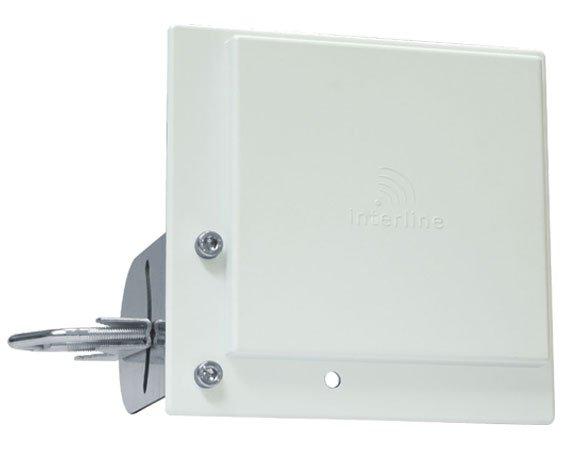 Antenne Panneau 2.4 GHz 14 dBi + cable 5 mètres