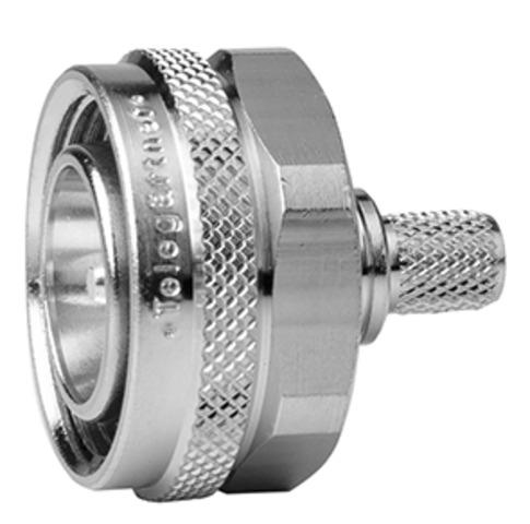 Connecteur à sertir 4.3-10-Mâle pour H-155/CNT-240 Telegärtner J01440A0002