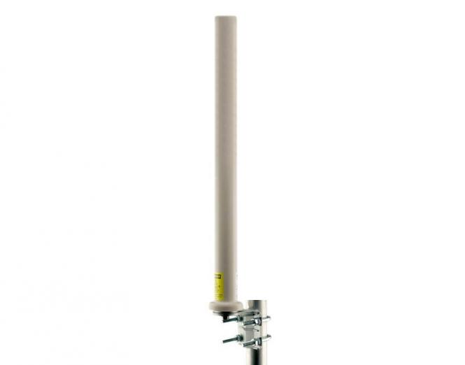 Antenne Omnidirectionnelle large bande 138 MHz à 6 GHz 3 à 11 dBi Mars MA-WO-UWB