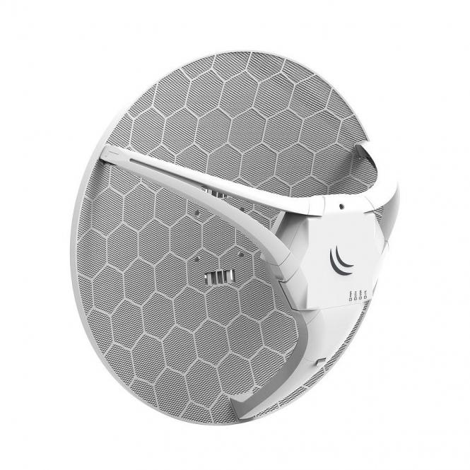 CPE 2G/3G/4G-LTE extérieur MikroTik LHG LTE Kit RBLHGR&R11e-LTE