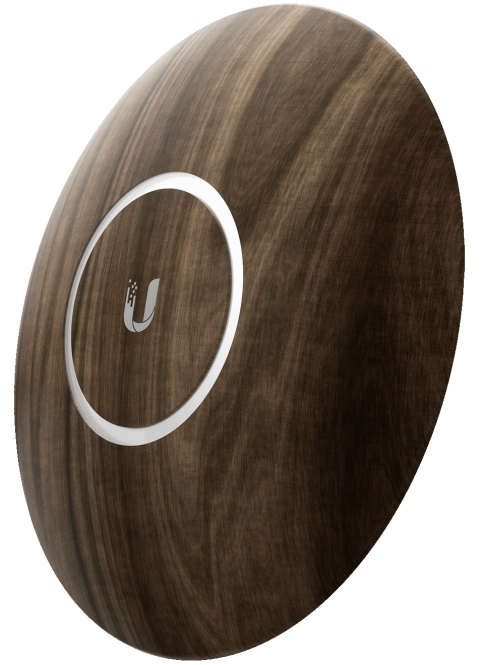 Coque décorative pour Ubiquiti UniFi UAP-nanoHD Bois (Lot de 3) Ubiquiti nHD-cover-Wood-3