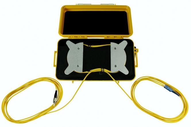 Câble de lancement OTDR 1 km FC/UPC - SC/UPC