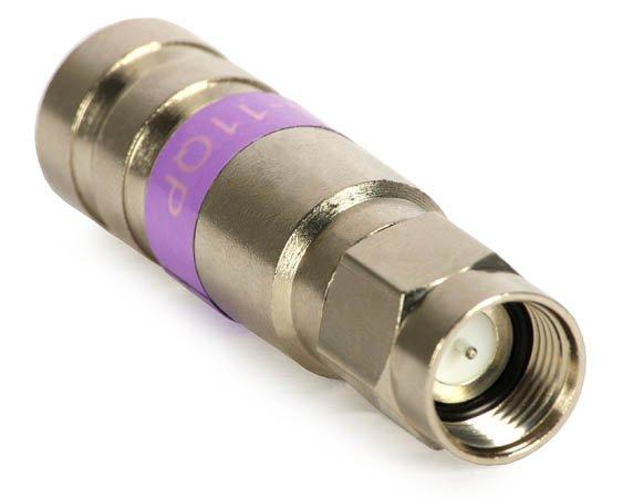Connecteur F-Mâle à compression pour RG-11