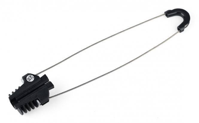 Pince d'ancrage 3 à 5 mm