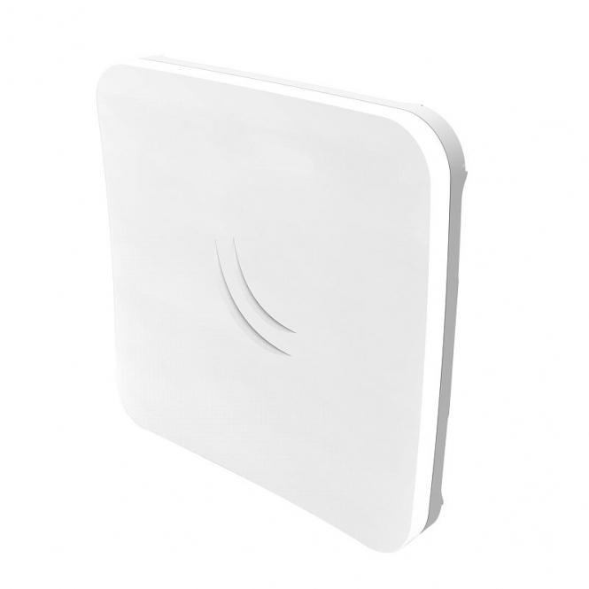 CPE extérieur 2.4 GHz MikroTik SXTsq Lite2 RBSXTsq2nD avec antenne intégrée