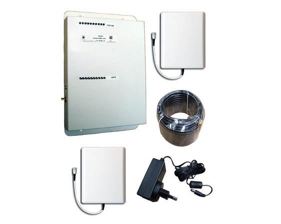 Kit Micro-répéteur bi-bande GSM/3G 900/2100 MHz StellaDoradus SD-RP1002GW