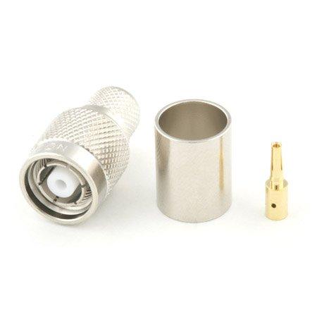 Connecteur à sertir RP-TNC-Plug pour CNT-400/LMR-400
