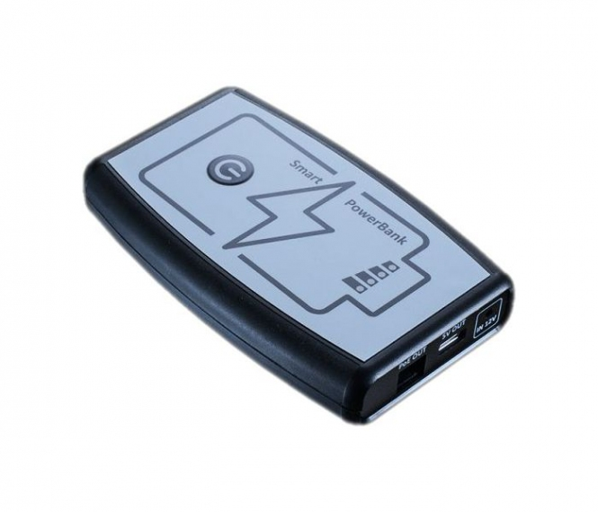 Smart PowerBank alimentation PoE mobile 12V avec batterie