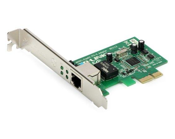 Carte Réseau Gigabit 10/100/1000 PCIe TP-Link TG-3468