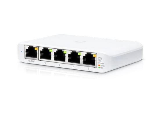 Switch réseau Ubiquiti UniFi USW-Flex-Mini 5 ports