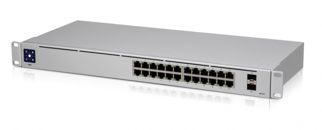 Switch réseau Ubiquiti UniFi Switch USW-24