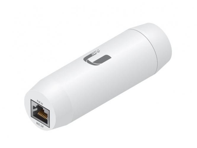 Convertisseur PoE 802.3af vers 24v Ubiquiti INS-3AF-I-G