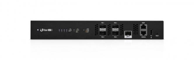OLT 4 ports GPON 1 ports SFP+ Ubiquiti UF-OLT-4