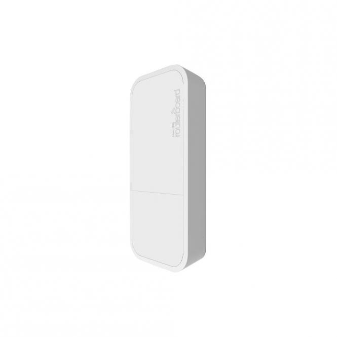 Point d'accès 2.4 / 5 GHz a/b/g/n/ac MikroTik wAP RBwAPG-5HacT2HnD (Blanc)