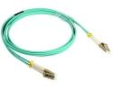 Cordon fibre multimode LC 1,5m LC duplex Longueur 1,5m