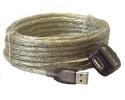 Rallonge active USB A/A (5 mètres)
