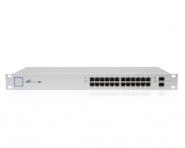Switch réseau PoE Ubiquiti UniFi Switch US-24-250W 24 ports 250 Watts