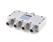 Splitter/Combiner 4 voies 2.4-6 GHz N-Femelle InStock PD2478