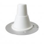 Antenne Omnidirectionnelle Multibande double polarité 698 MHz à 6.5 GHz 4 à 7.5 dBi Mars MA-WOLTE-DP1