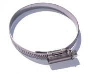 Collier de fixation inox largeur 12mm diamètre 40-60mm