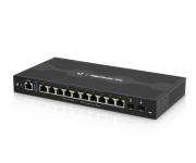 Routeur Ubiquiti EdgeRouter 10 ports RJ45 PoE 24V + 2 SFP  ER-12P
