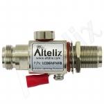 Parafoudre N-Femelle / N-Femelle bulkhead 0-6.4 GHz