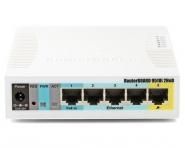 Routeur/Point d'accès 2.4 GHz MikroTik RB951Ui-2HnD