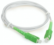Cordon fibre monomode SC/APC 50 cm SC/APC simplex G.657a2