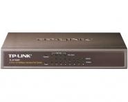 Switch réseau 8 ports 10/100 dont 4 POE 802.3af TP-Link TL-SF1008P