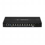 Routeur Ubiquiti EdgeRouter 10 ports RJ45 + 2 SFP  ER-12