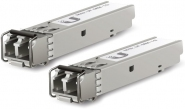 Paire de Modules SFP+ 2xLC multimode Ubiquiti UF-MM-1G