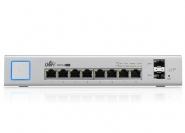 Switch réseau PoE Ubiquiti UniFi Switch US-8-150W 8 ports + 2 SFP 150 Watts