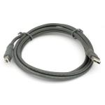 Cordon USB A/B (1,80 mètres)