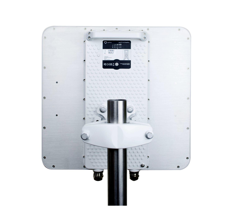 Point d 39 acc s ptp ext rieur ligowave ligoptp 5 23 for Point acces wifi exterieur