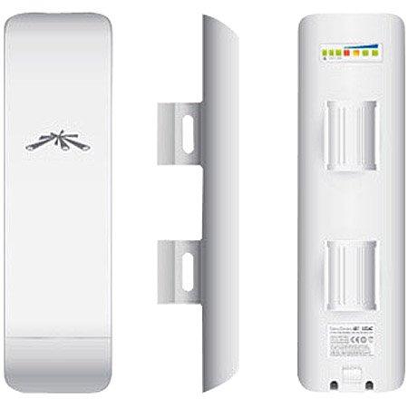 Point d'accès/CPE extérieur Ubiquiti AirMax NanoStation M2 avec antenne intégrée