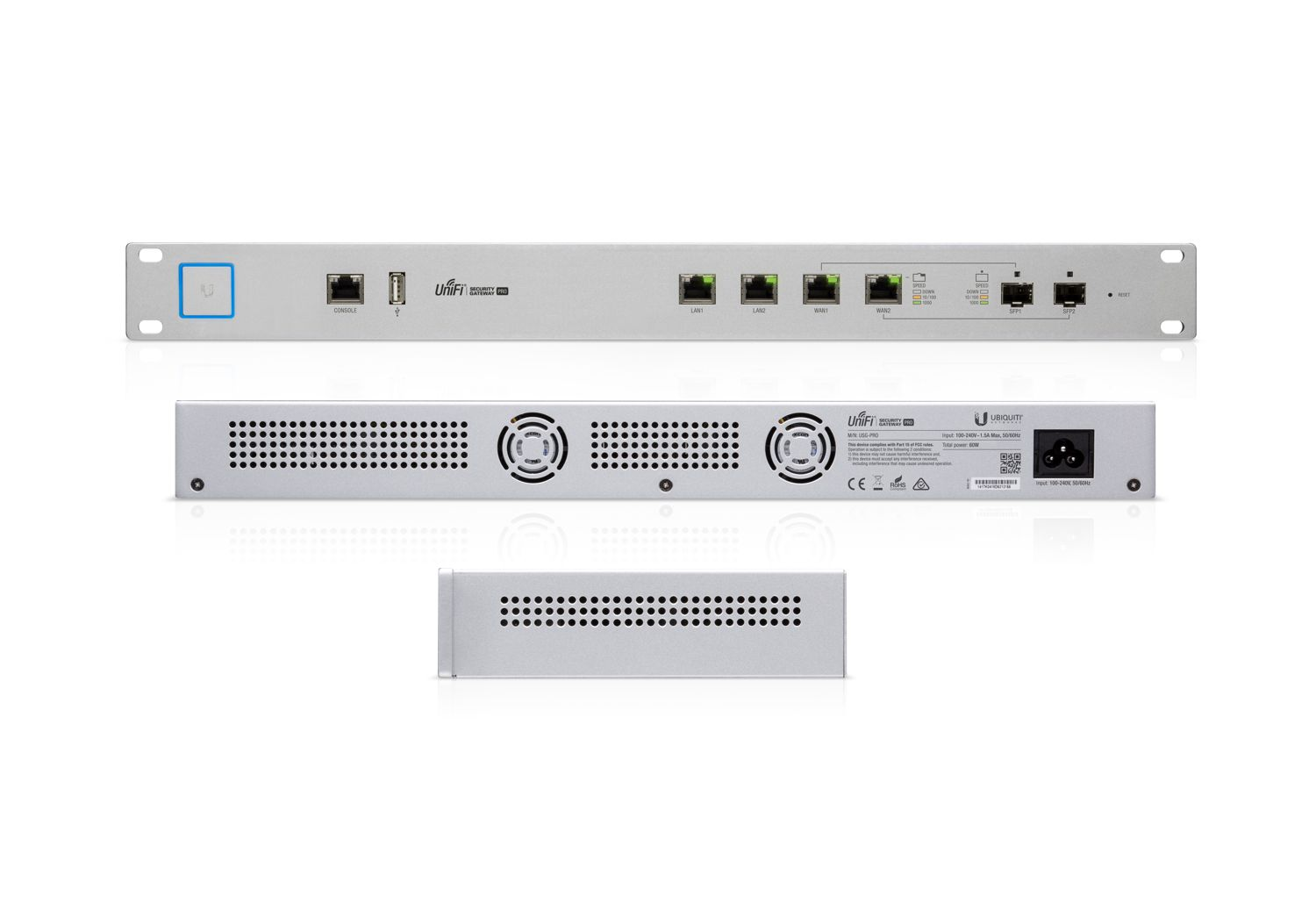 Routeur Ubiquiti UniFi Security Gateway PRO USG-PRO-4